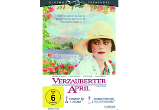 Verzauberter April [DVD]
