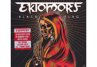 Ektomorf - Black Flag (Ltd. Digipak) - (CD)