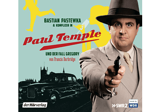 Paul Temple und der Fall Gregory - 2 CD - Krimi/Thriller