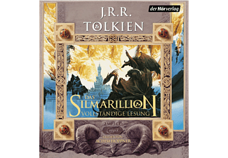 Das Silmarillion - 2 MP3-CD - Literatur/Klassiker