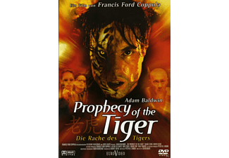 Prophecy of the Tiger - Die Rache des Tigers - (DVD)