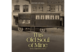 VARIOUS - This Old Soul Of Mine - Soul Chronology 2 - (CD)