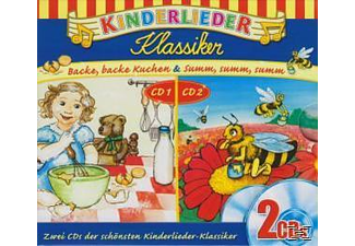 VARIOUS - Kinderlieder Klassiker - (CD)