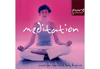 The Sign Posters - Meditation: Music For The Mind, Body & Spirit - (CD)