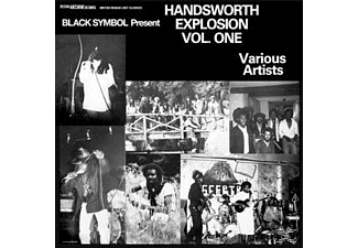 Various - Black Symbol Presents Handsworth Explosion  1 - (Vinyl)