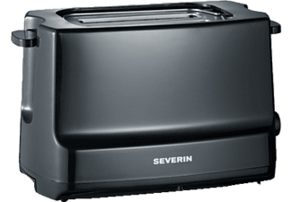 SEVERIN AT 2281 Toaster Schwarz ()