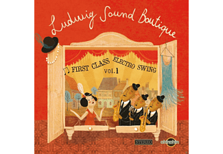 VARIOUS - Ludwig Sound Boutique Vol.1 - (CD)
