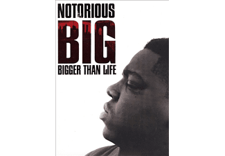 The Notorious B.I.G. - Bigger Than Life (DVD)