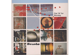 Bonobo - Dial M For Monkey - (CD)