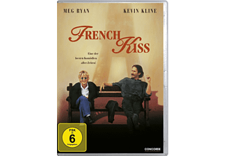 FRENCH KISS - (DVD)