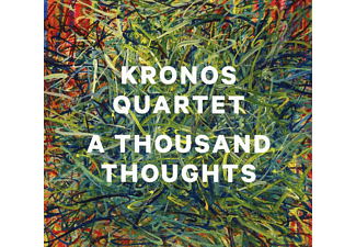 Kronos Quartet -  A Thousand Thoughts [CD]