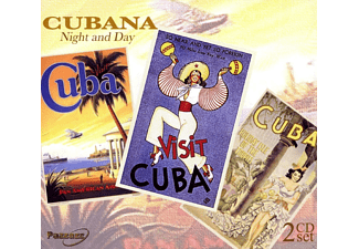 VARIOUS - Cubana Night And Day - (CD)