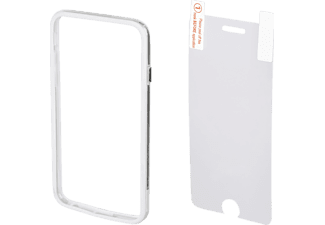 HAMA Edge Protector Bumper Apple iPhone 6 Plus, iPhone 6s Plus Kunststoff Weiß