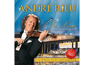 André Rieu - In love with Maastricht (CD)