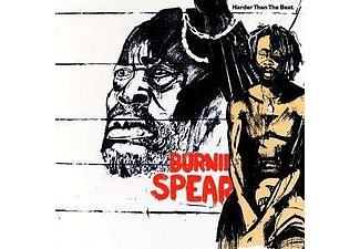 Burning Spear - Harder Than The Rest (CD)