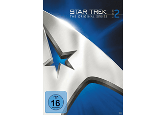 STAR TREK TOS 2.SEASON (MB) - (DVD)
