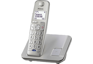 PANASONIC KX-TGE 210 GN SINGLE Schnurloses Telefon