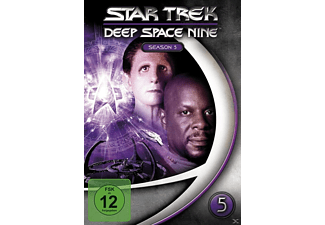 Star Trek: Deep Space Nine - Staffel 5 - (DVD)