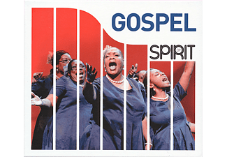 Various - Spirit Of Gospel [CD]