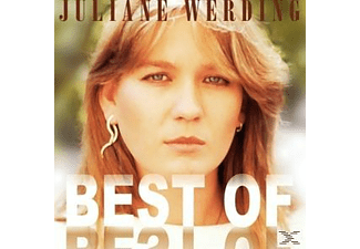 Juliane Werding - Best Of - (CD)