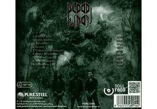 Blood & Iron - Voices Of Eternity [CD]
