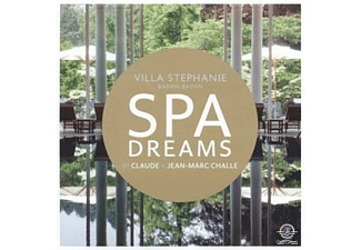 Various - Spa Dreams - (CD)