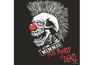 Mimmis - Fun Punks Not Dead - (CD)