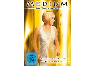 MEDIUM 4.SEASON (MB) - (DVD)