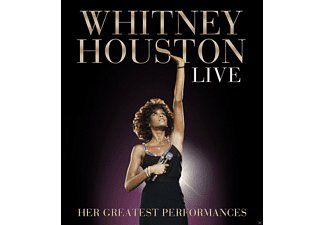 Whitney Houston - Live - Her Greatest Performances (CD)