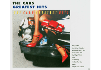 The Cars - THE CARS GREATEST HITS - (CD)