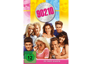 BEVERLY HILLS 90210 1.SEASON (MB) - (DVD)
