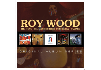 Roy Wood - Original Album Series - (CD)