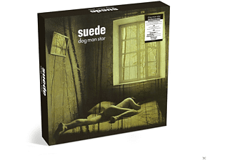 Suede - Dog Man Star (Super Deluxe 20th Anniversary Box Set) [CD + Blu-Ray Disc]