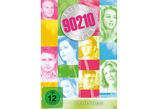 BEVERLY HILLS 90210 4.SEASON (MB) - (DVD)