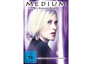 Medium – Staffel 6 - (DVD)
