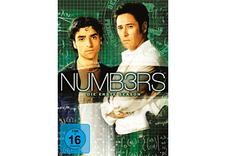Numbers - Season 1 [DVD]