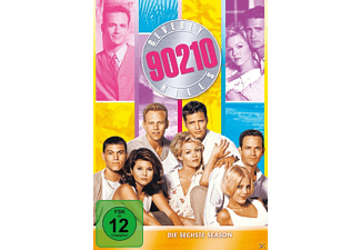 BEVERLY HILLS 90210 6.SEASON (MB) [DVD]