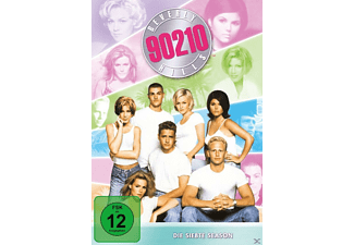 BEVERLY HILLS 90210 7.SEASON (MB) [DVD]
