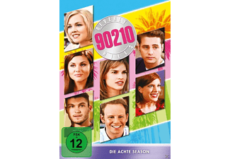 BEVERLY HILLS 90210 8.SEASON (MB) [DVD]