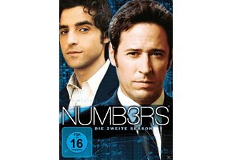 Numb3rs - Season 2 [DVD]