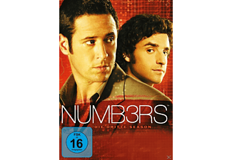Numb3rs - Season 3 [DVD]