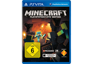 Minecraft (Software Edition) - PlayStation Vita