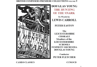 The Leicestershire Chorale, Members Of The Leicestershire Schools Symphony Orchestra - The Hunting Of The Snark - (CD)