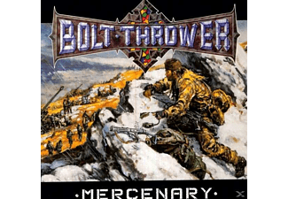 Bolt Thrower - Mercenary - (Vinyl)