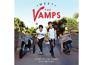 Vamps - Meet The Vamps - (DVD)