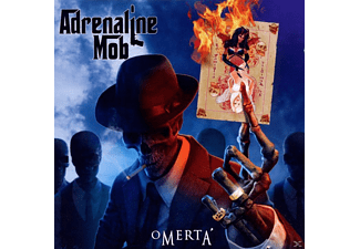 Adrenaline Mob - Omerta - (CD)