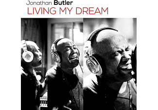 Jonathan Butler - Living My Dream - (CD)