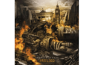 Emergency Gate - Infected (CD)