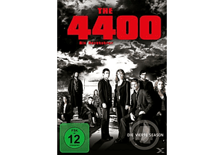 The 4400 Season 4 [DVD]