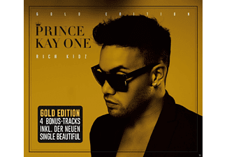 Prince Kay One - Rich Kidz (Gold Edition) [CD]